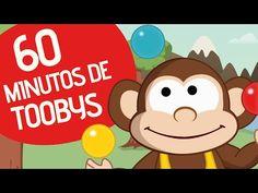 5 Monitos y otras Canciones infantiles populares | Toobys - YouTube