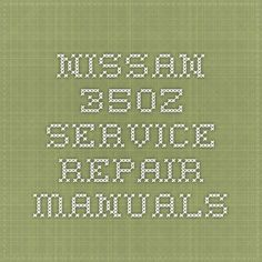 Nissan xtrail 2005 2006 owners user manual pdf download nissan nissan 350z service repair manuals fandeluxe Images
