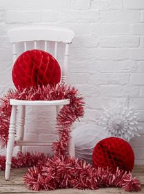 Gingham Tinsel (3 x 2m) - £5 The Contemporary Home