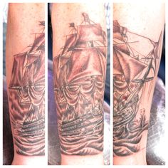 nelson hms victory warship ship sleeve  irish street tattoo downpatrick belfast northern ireland