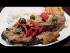 Fish cooked in coconut milk pescado con coco mari 39 s for Sierra fish in english