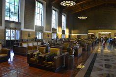 L.A railway station