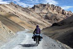 rower podróż