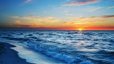 ocean sunset pictures - Google Search