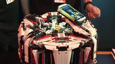 And you thought that Lego castle you built as a kid was impressive. Two engineers in England have set the world record for completing a Rubik's Cube with a robot made from the ubiquitous plastic blocks. The (somewhat) cleverly-named Cubestormer 3 robot accomplished the impressive feat in just 3.253 seconds — about 62 percent faster than the previous world record, which was held by the second-generation version of the robot.