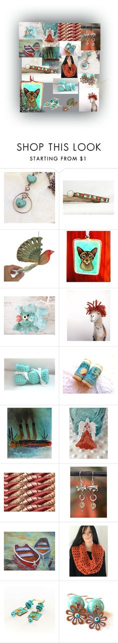 """""""Loose Lips Sink Ships"""" by craftygeminicreation ❤ liked on Polyvore featuring interior, interiors, interior design, home, home decor, interior decorating, Julio and vintage"""
