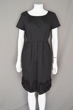 Max and Cleo Ruffle Bcbg Nordstrom Nwt Dress