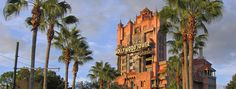 Celebrating Disney's most thrilling attraction, the Twilight Zone Tower of Terror!