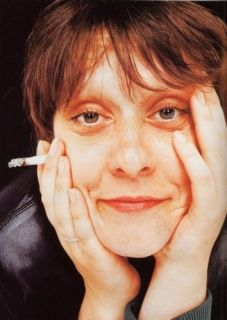 """Kathy Burke (b1964) """"When you are called a character actress it's because you are too ugly to be called a leading lady"""""""