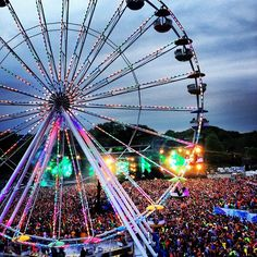 Check out this picture from the 2013 Electric Daisy Carnival- New York