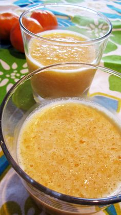 Orange Julius Protein Shake    Ingredients    1 cup orange juice (fresh is best)  1 cup ice  1/2 banana  3 tbsp vanilla protein powder