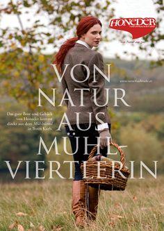 Honeder Naturbackstube by Projektagentur Weixelbaumer, via Behance