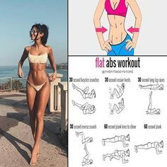 Flat abs workout - a personal favorite! ✅ Like and save this so you can find it in the gym!  Follow us @thefitbodystore for amazing fitness tutorials and inspiration  all credits to respective owner(s) // DM @thefitnesstutorials Tag a friend who wou