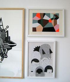 art of Kristina Dams