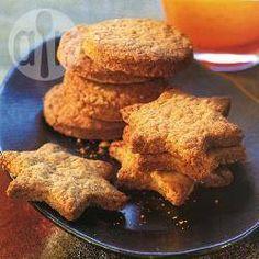 Ginger nuts @ allrecipes.co.uk