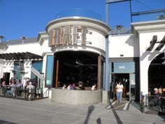 Catch the windows open at Draft on sunny days in Mission Beach.