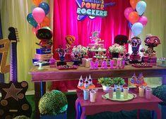 Cumpleaños peyuquin Rocket Birthday Parties, 2nd Birthday, Rockers, Baby Rocker, Baby Shower, Ideas Para Fiestas, 3rd Baby, Party, Golden Birthday