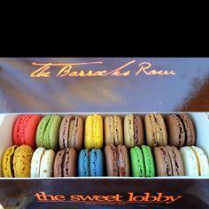 Beautiful! Like jewels :) The Sweet Lobby DC macarons