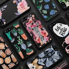 iPhone 7 cases now in stock here >> https://www.casetify.com/collections/black_beauty#/