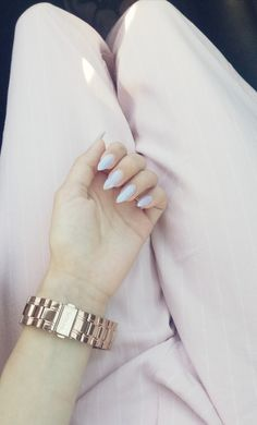 Details ❤ #tous #nails #summer #in_love