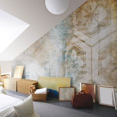 The exclusive collection in cooperation with the designer Francesco Botti Creative Thinking, Tokyo, Wall Colors, Flooring, Interior Design, House, Inspiration, Exclusive Collection, Home Decor