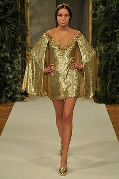 Yulia Yanina - Haute couture - Printemps-été 2012