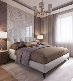 Up in Arms About Luxury Interior Ideas Bedroom Decor Inspirations? Get the Scoop on Luxury Interior Ideas Bedroom Decor Inspirations Before You're Too Late - homeuntold Luxury Bedroom Design, Bedroom Bed Design, Home Bedroom, Bedroom Decor, Home Interior, Luxury Interior, Interior Livingroom, Interior Ideas, Parents Room