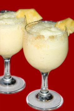 Piña Colada, der Cocktail-Klassiker | http://www.easycookingrecipes.info/de/