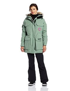 Canada Goose Women's Expedition Parka, Arctic Tundra, XX-Large Canada Goose http: