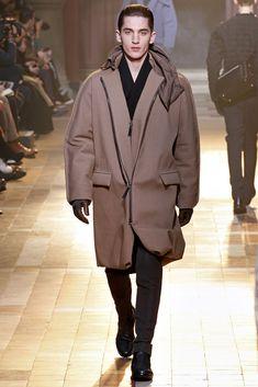 Lanvin Fall 2013 Menswear Fashion Show