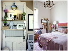 deco - added uses for doors, via Clara Alonso's blog
