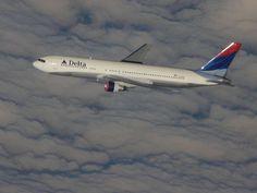 Delta Airlines Boeing 767-332/ER