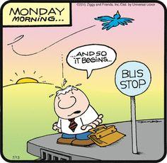 Ziggy Comic Strip, July 13, 2015     on GoComics.com