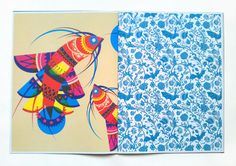 Wrap is a graphic design and illustration magazine with pages that can actually be used as wrapping paper. Color Patterns, Print Patterns, Wrap Magazine, Creative Review, Magazine Design, Paper Goods, Artsy Fartsy, Note Cards, Illustrators