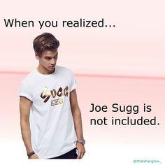 Joe Sugg #thatcherjoe #joesugg Heartbreaking!