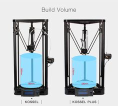 Cheap kossel delta kit, Buy Quality delta printer diy kit directly from China delta kossel 3d printer Suppliers: Anycubic 3D Printer Pulley Version Linear Guide DIY Kit Kossel Delta Large Printing Size 3D Metal Printer
