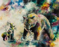 Browse and buy the latest artwork from the artist Katy Jade Dobson. Buy prints and original art by Katy Jade. Wildlife Paintings, Wildlife Art, Oil Painters, Limited Edition Prints, Contemporary Artists, Original Art, Art Gallery, Abstract, Artwork