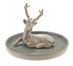 Buy Sainsbury's Home Stag Ring Dish at Argos. Cersei, Sansa, Sainsburys Home, House Inspirations, Ring Dish, Argos, Ornaments, Bedroom, Rings