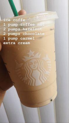 ^^thank me later^^ - Trinken - Starbucks Frappuccino, Starbucks Hacks, Starbucks Secret Menu Items, Healthy Starbucks Drinks, Starbucks Secret Menu Drinks, Starbucks Coffee, Starbucks Order, Healthy Drinks, Voyage