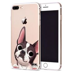 Cute Pink Corgi Dog Iphone Case for Ip6/6plus/6splus/7/7plus
