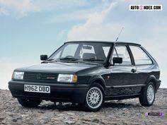 VwW polo gt coupe 1990, poco usual con un buen motor gt que podría con todo