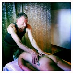 Skyclad Massage and