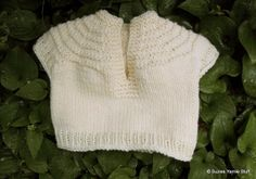 Suzies Stuff: BABY SHORT SLEEVED PULLOVER