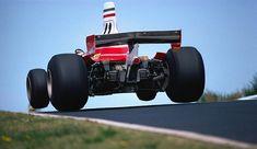 Regazzoniu Ferrari Flugplatz '75