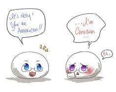 Its okay! Youre American!