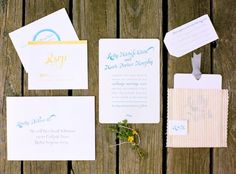 love the fabric sleeve// Simple Song Letterpress