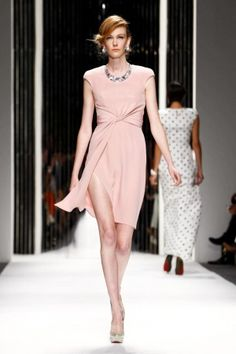 I would just love some of these dresses in the Jenny Packham Spring Summer Ready To Wear 2013 collection ... how fun!
