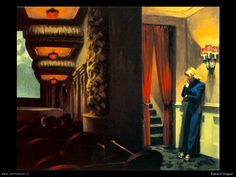 edward hopper.