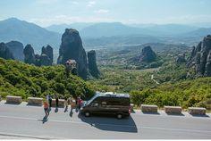 Meteora - Kalambaka - Griechenland. Klöster. Monasteries in Greece.