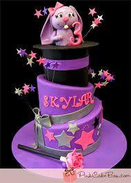 Magic Bunny Birthday Cake by Pink Cake Box Bunny Birthday Cake, Magic Birthday, Themed Birthday Cakes, Themed Cakes, 5th Birthday, Birthday Parties, Cupcakes, Cupcake Cakes, Pink Cake Box